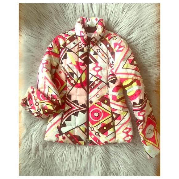 newest 10758 92762 Emilio Pucci Firenze Moncler Ski Jacket